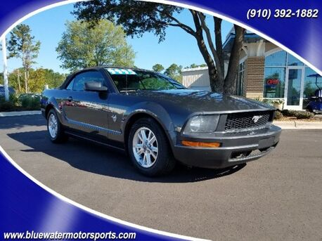 2009_Ford_Mustang_Premium_ Wilmington NC