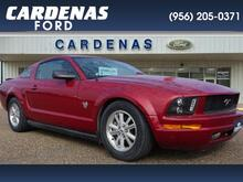 2009_Ford_Mustang_V6 Deluxe_ Brownsville TX