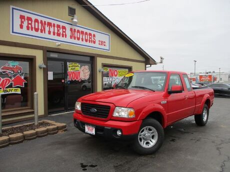 2009 Ford Ranger Sport SuperCab 4-Door 2WD Middletown OH