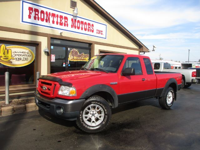 2009 Ford Ranger Sport SuperCab 4-Door 4WD Middletown OH