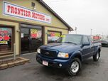 2009 Ford Ranger XLT SuperCab 4-Door 2WD
