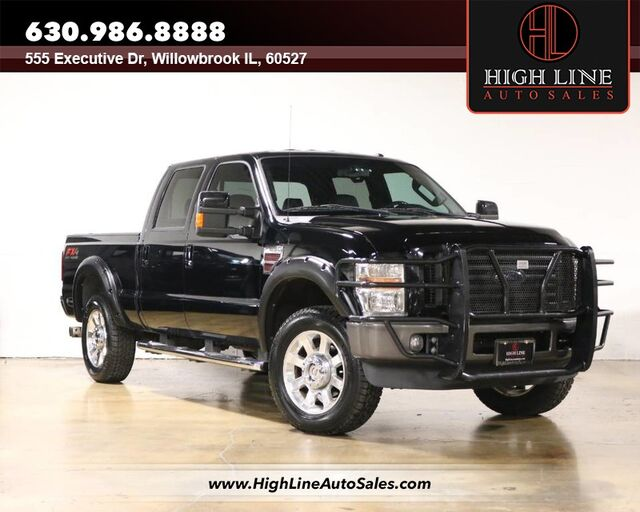 2009 Ford Super Duty F-250 SRW XLT Willowbrook IL