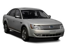 2009_Ford_Taurus_SEL_ Boston MA
