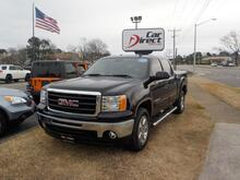 2009_GMC_SIERRA_SLT 4X4, BUYBACK GUARANTEE, WARRANTY, NAV, CD PLAYER, ONSTAR, LEATHER, TOW PKG, LOW MILES ONLY 78K!!_ Virginia Beach VA