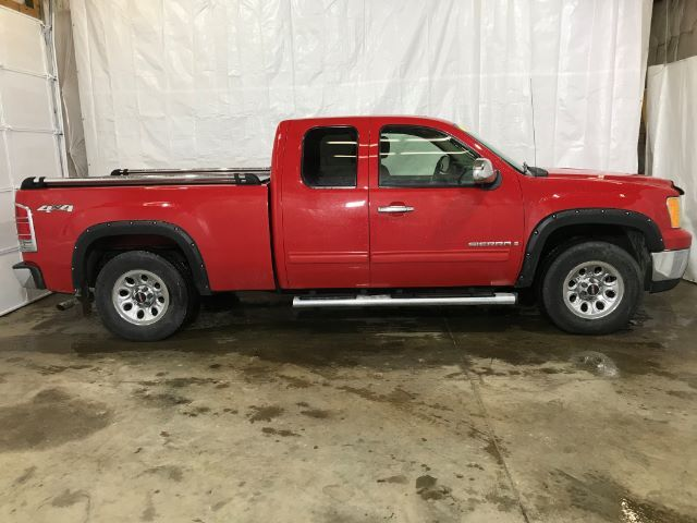 2009 GMC Sierra 1500 Work Truck Ext. Cab Long Box 4WD Middletown OH