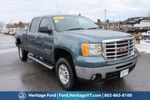 2009 GMC Sierra 2500HD SLE South Burlington VT