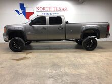 2009_GMC_Sierra 3500HD_SLE2 Z71 4x4 Diesel Pro Lift Leather Amp Reasearch 35 Tires_ Mansfield TX