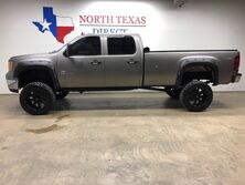 GMC Sierra 3500HD SLE2 Z71 4x4 Diesel Pro Lift Leather Amp Reasearch 35 Tires 2009