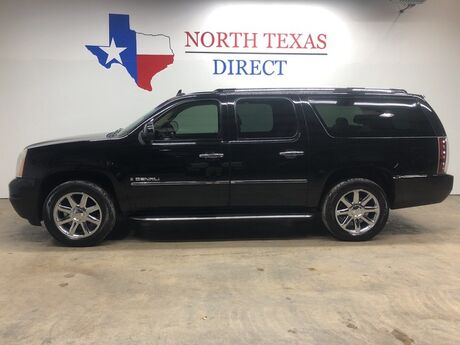 2009 GMC Yukon XL Denali Denali XL Technology Pkg Camera Navigation Chrome Wheels Mansfield TX