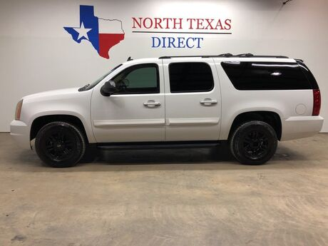 2009 GMC Yukon XL SLT 4WD Gps Navi Rear Entertainment Camera Black Wheels Mansfield TX