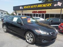 HONDA ACCORD EX-L COUPE MANUAL TRANS, ONE OWNER,CERTIFIED W/ WARRANTY, SUNROOF, HEATED LEATHER SEATS, LOW MILES! 2009