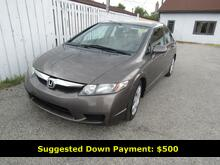 2009_HONDA_CIVIC LX__ Bay City MI