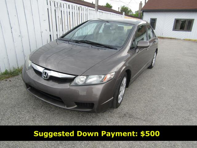 2009 HONDA CIVIC LX  Bay City MI