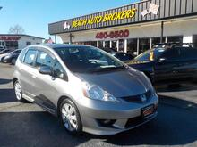 2009_HONDA_FIT_SPORT, BUYBACK GUARANTEE, WARRANTY, CRUISE CONTROL, CD PLAYER, A/C, THEFT RECOVERY, ONLY 73K MILES!!_ Norfolk VA