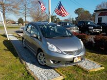 2009_HONDA_FIT_SPORT, WARRANTY, CRUISE CONTROL, CD PLAYER, A/C, THEFT RECOVERY, FOG LAMPS, AUX PORT, USB PORT!!!!!!_ Norfolk VA