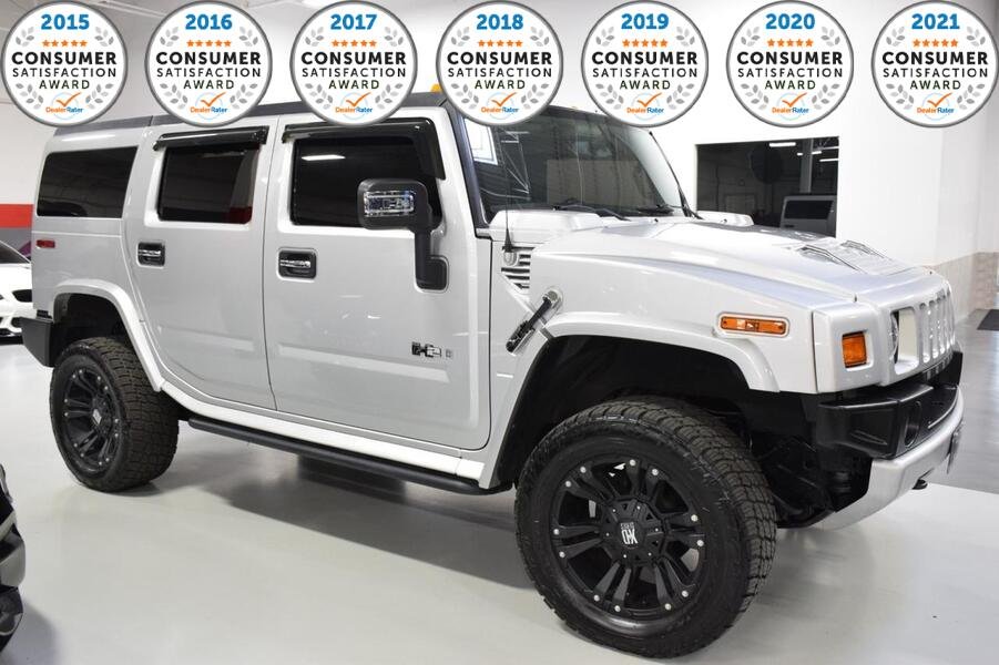 2009_HUMMER_H2_SUV Luxury_ Glendale Heights IL
