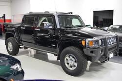 HUMMER H3 H3T Alpha Leather 2009