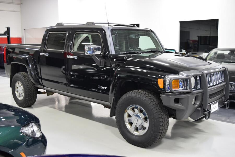 2009_HUMMER_H3_H3T Alpha Leather_ Glendale Heights IL