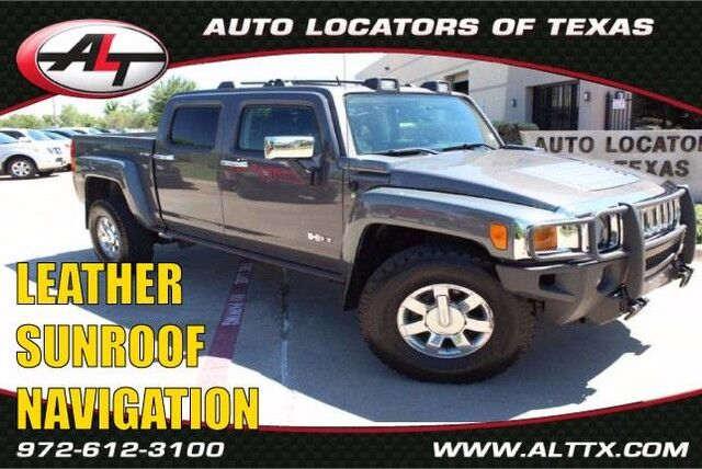 2009 HUMMER H3 H3T Alpha Leather Plano TX