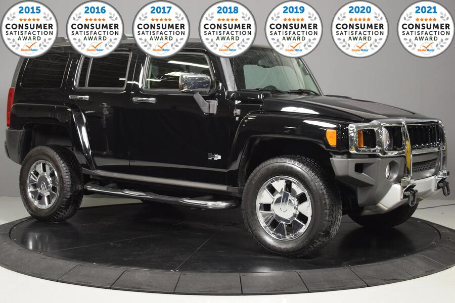 2009_HUMMER_H3_SUV Alpha_ Glendale Heights IL