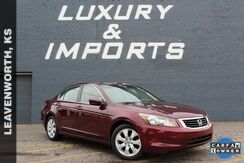 2009_Honda_Accord_EX-L_ Leavenworth KS