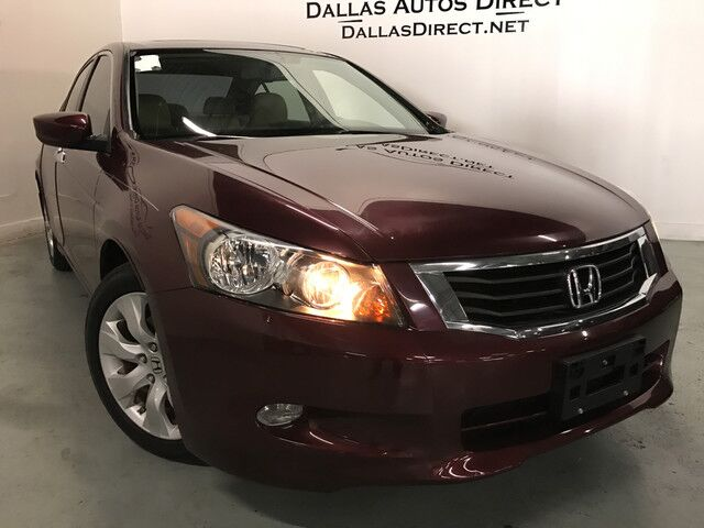2009 Honda Accord Sdn EX-L Carrollton  TX