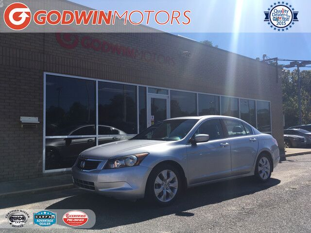2009 Honda Accord Sdn EX-L Columbia SC