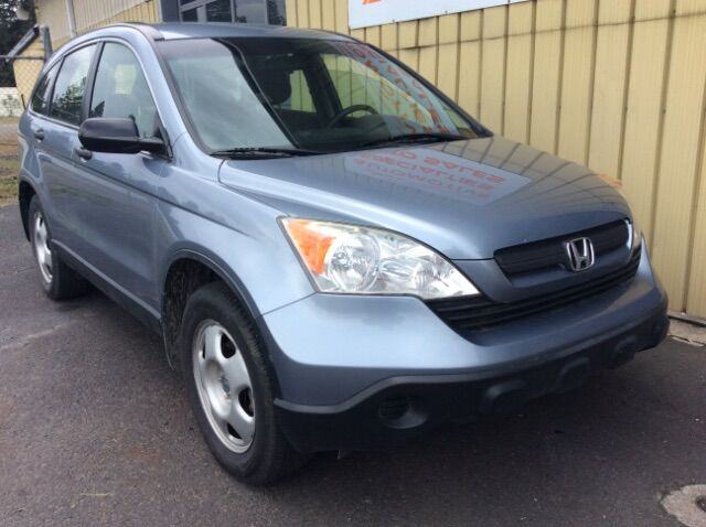 2009 Honda CR-V LX 4WD 5-Speed AT Spokane WA