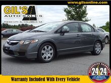 2009_Honda_Civic_LX_ Columbus GA