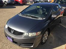 2009_Honda_Civic_LX Coupe 5-Speed AT_ Austin TX