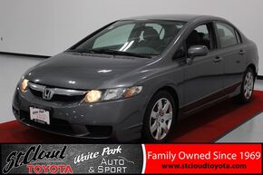 2009_Honda_Civic_LX_ Waite Park MN