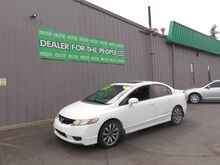 2009_Honda_Civic_Si Sedan 6-Speed MT with Navigation_ Spokane Valley WA