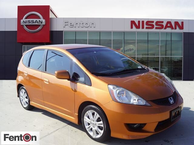 2009 Honda Fit Sport Kansas City MO ...