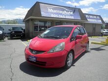 2009_Honda_Fit_Sport_ Murray UT