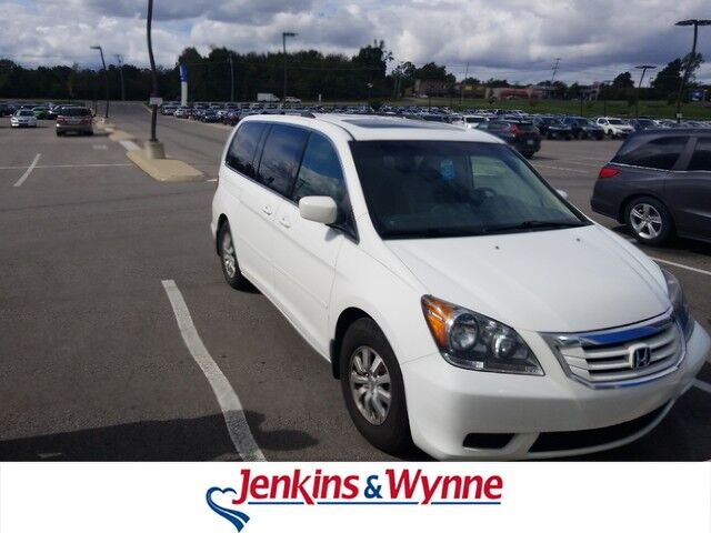 Vehicle Details 2009 Honda Odyssey At Jenkins And Wynne Honda