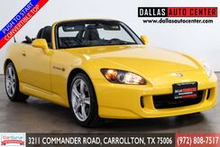 2009_Honda_S2000_6-Speed MT_ Carrollton TX