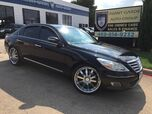2009 Hyundai Genesis 4.6L NAVIGATION REAR VIEW CAMERA, LEXICON AUDIO, HEATED LEATHER, SUNROOF!!! FULLY LOADED!!! VERY CLEAN!!!
