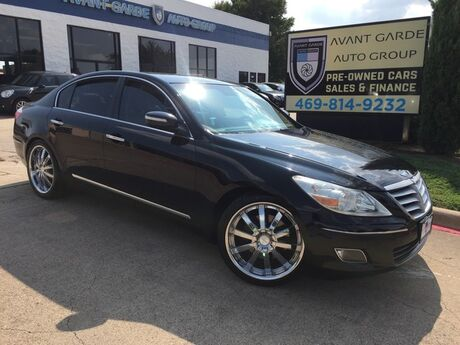2009 Hyundai Genesis 4.6L NAVIGATION REAR VIEW CAMERA, LEXICON AUDIO, HEATED LEATHER, SUNROOF!!! FULLY LOADED!!! VERY CLEAN!!! Plano TX