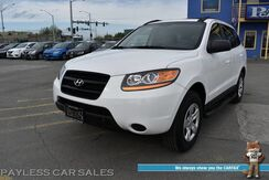 2009_Hyundai_Santa Fe_GLS / AWD / 2.7L V6 / Heated Seats / Auto Start / Sunroof / Cruise Control / Aux Jack / Running Boards / Block Heater / Only 15k Miles / 1-Owner_ Anchorage AK