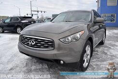2009_INFINITI_FX35_/ AWD / 3.5L V6 / Heated & Cooled Leather Seats / Sunroof / Bose Speakers / Bluetooth / Back Up Camera / Keyless Entry & Start / Aluminum Wheels / Tow Pkg_ Anchorage AK