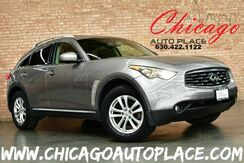 2009_INFINITI_FX35_AWD - 3.5L V6 ENGINE ALL WHEEL DRIVE BACKUP CAMERA BLACK LEATHER HEATED/COOLED SEATS PADDLE SHIFTERS SUNROOF XENONS DUAL ZONE CLIMATE_ Bensenville IL