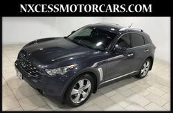 2009_INFINITI_FX35_CLEAN CARFAX LOADED SMART KEY NAVIGATION_ Houston TX