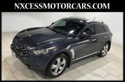 INFINITI FX35 CLEAN CARFAX LOADED SMART KEY NAVIGATION 2009