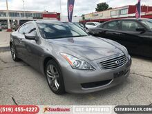 2009_INFINITI_G37 Coupe_Premium   NAV   LEATHER   ROOF_ London ON