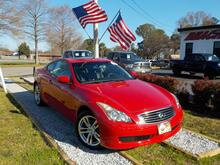 2009_INFINITI_G37_X COUPE, WARRANTY, LEATHER, SUNROOF, REMOTE START, NAV, HEATED SEATS, BACKUP CAM, KEYLESS START,A/C!_ Norfolk VA