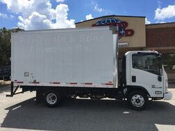 2009_Isuzu_NPR HD DSL REG AT LSD_WHITE CAB IBT PWL_ Mcdonough GA