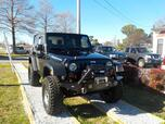 2009 JEEP WRANGLER RUBICON 4X4, WARRANTY, MANUAL, WINCH, SIRIUS RADIO,  BRUSH GUARD, TOW PKG, A/C, LOW MILES, 1 OWNER!!