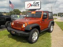 2009_JEEP_WRANGLER_X 4X4, BUY BACK GUARANTEE & WARRANTY, CD PLAYER, TOW PACKAGE, RUNNING BOARDS, ONLY 75K MILES!_ Virginia Beach VA