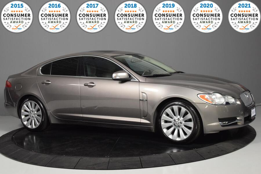2009_Jaguar_XF_Premium Luxury_ Glendale Heights IL