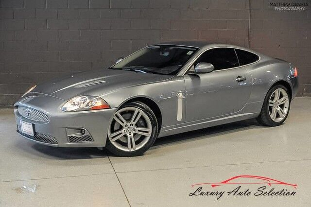 2009_Jaguar_XKR_2dr Coupe_ Chicago IL